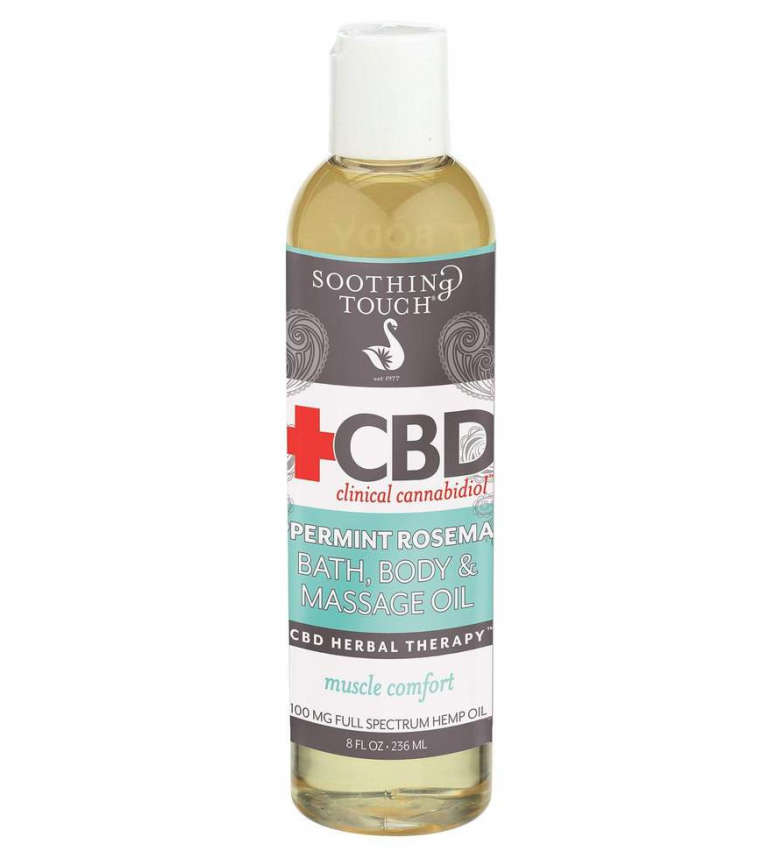 ST Peppermint Oil